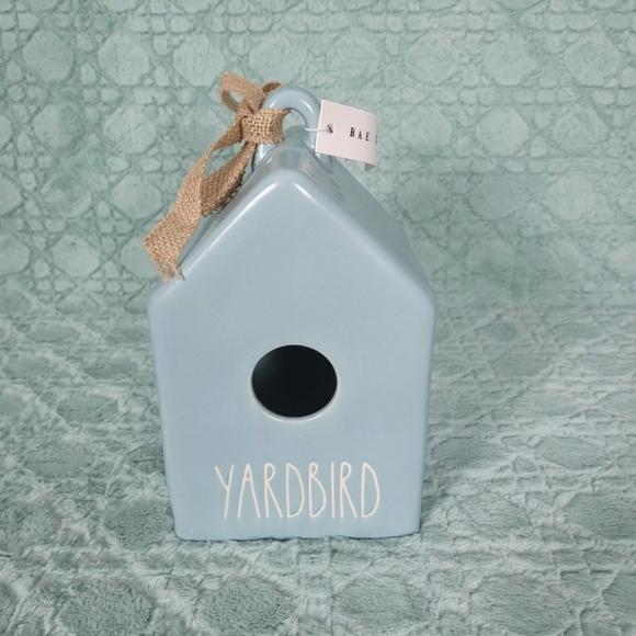 Rae Dunn Yardbird birdhouse
